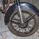 Мотоцикл EMW R-35 в музее Ретро-Мото на ВВЦ - 3
