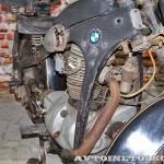 Мотоцикл EMW R-35 в музее Ретро-Мото на ВВЦ - 4