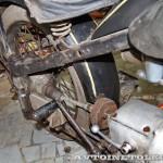 Мотоцикл EMW R-35 в музее Ретро-Мото на ВВЦ - 6