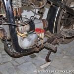 Мотоцикл EMW R-35 в музее Ретро-Мото на ВВЦ - 8