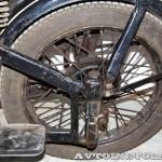 Мотоцикл EMW R-35 в музее Ретро-Мото на ВВЦ - 10