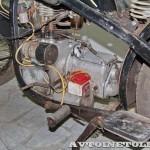 Мотоцикл EMW R-35 в музее Ретро-Мото на ВВЦ - 12