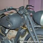 Мотоцикл DKW KS-200 в музее Ретро-Мото на ВВЦ - 3