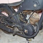 Мотоцикл DKW KS-200 в музее Ретро-Мото на ВВЦ - 5
