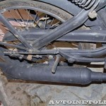 Мотоцикл DKW KS-200 в музее Ретро-Мото на ВВЦ - 8