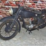 Мотоцикл DKW KS-200 в музее Ретро-Мото на ВВЦ - 2
