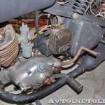 Мотоцикл DKW KS-200 в музее Ретро-Мото на ВВЦ - 6