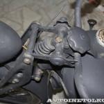 Мотоцикл DKW KS-200 в музее Ретро-Мото на ВВЦ - 11