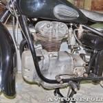Мотоцикл Simson AWO 425 в музее Ретро-Мото на ВВЦ - 7
