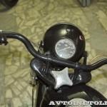 Мотоцикл Simson AWO 425 в музее Ретро-Мото на ВВЦ - 8