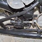 Мотоцикл Simson AWO 425 в музее Ретро-Мото на ВВЦ - 12