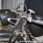 Мотоцикл NSU OSL-201 в музее Ретро-Мото на ВВЦ - 5