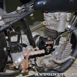 Мотоцикл NSU OSL-201 в музее Ретро-Мото на ВВЦ - 6