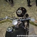 Мотоцикл NSU OSL-201 в музее Ретро-Мото на ВВЦ - 9