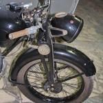 Мотоцикл NSU OSL-201 в музее Ретро-Мото на ВВЦ - 10