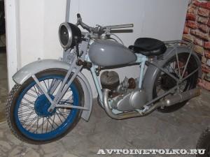 Мотоцикл Victoria KR-20 в музее Ретро-Мото на ВВЦ - 1