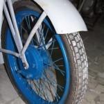 Мотоцикл Victoria KR-20 в музее Ретро-Мото на ВВЦ - 3