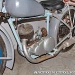 Мотоцикл Victoria KR-20 в музее Ретро-Мото на ВВЦ - 5