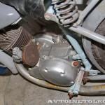 Мотоцикл Victoria KR-20 в музее Ретро-Мото на ВВЦ - 6