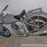 Мотоцикл Victoria KR-20 в музее Ретро-Мото на ВВЦ - 2