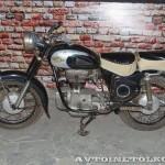 Мотоцикл AWO 425 Sport в музее Ретро-Мото на ВВЦ - 2