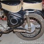 Мотоцикл AWO 425 Sport в музее Ретро-Мото на ВВЦ - 7