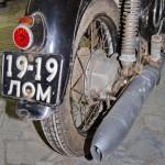 Мотоцикл AWO 425 Sport в музее Ретро-Мото на ВВЦ - 8