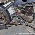 Мотоцикл Triumph 3SW в музее Ретро-Мото на ВВЦ - 4