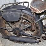 Мотоцикл Triumph 3SW в музее Ретро-Мото на ВВЦ - 5