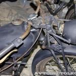 Мотоцикл Triumph 3SW в музее Ретро-Мото на ВВЦ - 6