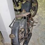 Мотоцикл Triumph 3SW в музее Ретро-Мото на ВВЦ - 3