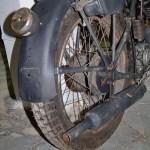 Мотоцикл Triumph 3SW в музее Ретро-Мото на ВВЦ - 7
