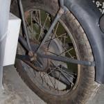 Мотоцикл Triumph 3SW в музее Ретро-Мото на ВВЦ - 8