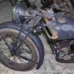 Мотоцикл Triumph 3SW в музее Ретро-Мото на ВВЦ - 9