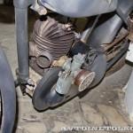 Мотоцикл Triumph 3SW в музее Ретро-Мото на ВВЦ - 11