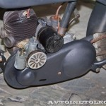 Мотоцикл Triumph 3SW в музее Ретро-Мото на ВВЦ - 12