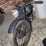 Мотоцикл Triumph 3SW в музее Ретро-Мото на ВВЦ - 2