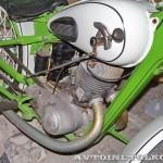 Мотоцикл ИЖ-49 в музее Ретро-Мото на ВВЦ - 3