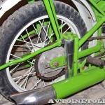 Мотоцикл ИЖ-49 в музее Ретро-Мото на ВВЦ - 5