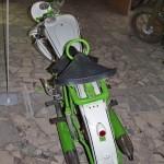 Мотоцикл ИЖ-49 в музее Ретро-Мото на ВВЦ - 6