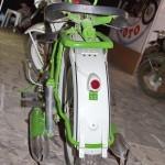 Мотоцикл ИЖ-49 в музее Ретро-Мото на ВВЦ - 7