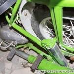 Мотоцикл ИЖ-49 в музее Ретро-Мото на ВВЦ - 8