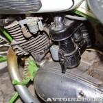 Мотоцикл ИЖ-49 в музее Ретро-Мото на ВВЦ - 9
