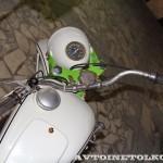 Мотоцикл ИЖ-49 в музее Ретро-Мото на ВВЦ - 10