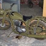 Мотоцикл ИЖ-350 в музее Ретро-Мото на ВВЦ - 2
