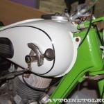 Мотоцикл ИЖ-49 в музее Ретро-Мото на ВВЦ - 11