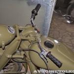 Мотоцикл ИЖ-350 в музее Ретро-Мото на ВВЦ - 5