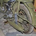 Мотоцикл ИЖ-350 в музее Ретро-Мото на ВВЦ - 6