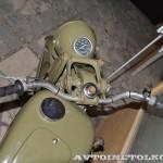 Мотоцикл ИЖ-350 в музее Ретро-Мото на ВВЦ - 7