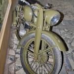 Мотоцикл ИЖ-350 в музее Ретро-Мото на ВВЦ - 8